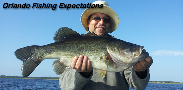 Orlando fishing expectations what to expect in orlando for Best bass fishing in florida