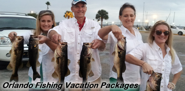 Orlando Fishing Vacations