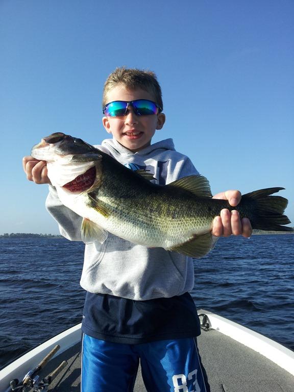 Fishing disney vs orlando fishing excursion near disney for Best bass fishing in florida