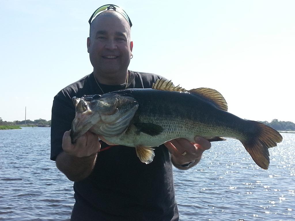 Keith johnson orlando bass fishing guides for Bass fishing disney world